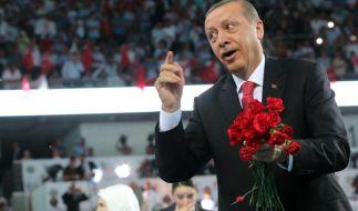 Erdogan ist erster vom Volk gewählter Präsident der Türkei (Foto)