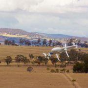 Der Wettlauf der Boten-Drohnen hat begonnen (Foto)