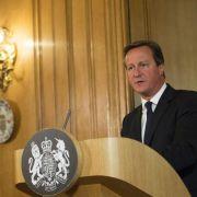 Großbritannien hebt Terrorwarnstufe auf «ernst» an (Foto)