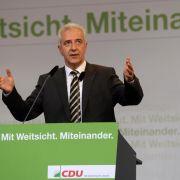 Sachsen wählt: Die CDU geht als klarer Favorit ins Rennen (Foto)