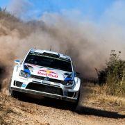Rallye-Fahrer rast in Zuschauermenge (Foto)