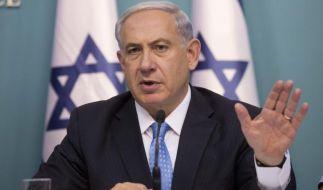 Netanjahu hält neuen Friedensprozess für möglich (Foto)