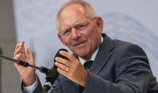 Schäuble kritisiert Argentinien: «Muster an Unsolidität» (Foto)