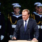 Polen: Tusk fordert Stärkung der Nato (Foto)