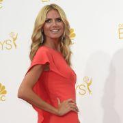 Warum wird Heidi Klum trotz Fast Foods immer dünner? (Foto)