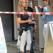 Sylvie Meis als heiße Polizistin (Foto)