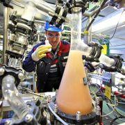 Chemie-Industrie senkt Prognose wegen Konjunkturflaute (Foto)