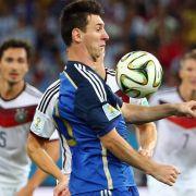 GER vs. ARG: Weltmeister kassiert erste Niederlage (Foto)