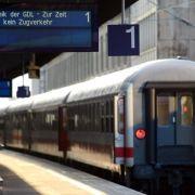 GDL und Bahn attackieren sich gegenseitig (Foto)