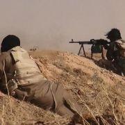 Terror-Miliz ISIS verbietet Nike-Klamotten (Foto)