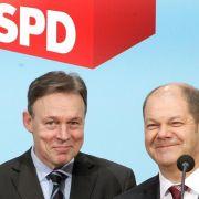 SPD-Bundestagsfraktion steckt Strategie ab (Foto)
