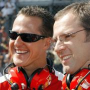 Ex-Ferrari-Teamchef Domenicali: «Schumi macht langsame Fortschritte» (Foto)