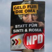 Minderheiten-Studie: Größte Ablehnung gegenüber Sinti und Roma (Foto)