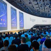 Sony setzt noch stärker auf wasserfeste Smartphones (Foto)