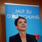 Debatte über AfD-Personal in Sachsen (Foto)