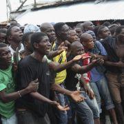 UN fordern mehr Solidarität mit Ebola-Regionen (Foto)