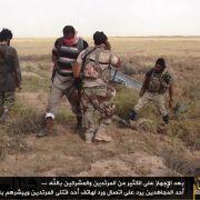 Steinmeier erwartet IS-Angriffe auf weitere Staaten (Foto)