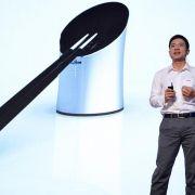 Chinas Suchmaschinenriese stellt «smarte Essstäbchen» vor (Foto)