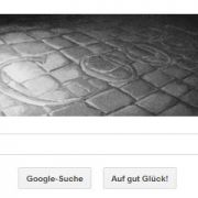 Beginn der Montagsdemos Leipzig 1989 als Google Doodle (Foto)