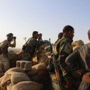 IS verschleppt im Irak 50 Männer (Foto)