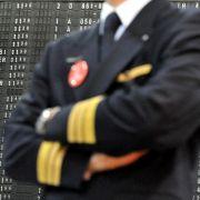 Lufthansa-Piloten wollen am Freitag streiken (Foto)
