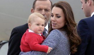 Bekommt Baby George gleich zwei Geschwister? (Foto)