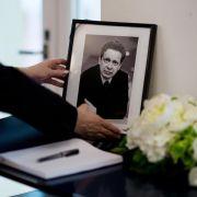 Gedenkfeier für «FAZ»-Mitherausgeber Schirrmacher (Foto)