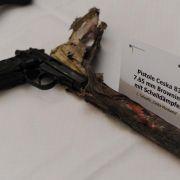Beschaffungsweg der NSU-Mordwaffe bleibt unklar (Foto)