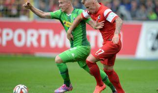 Auch die nächsten Partien des SC Freiburg und von Borussia Mönchengladbach im Oktober und November stehen nun fest. (Foto)