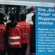 «Scharia-Polizei» patrouilliert durch Wuppertal (Foto)