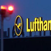 Streik der Lufthansa-Piloten in Frankfurt trifft Tausende (Foto)