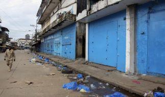 WHO: Mehr als 2000 Ebola-Tote - Test von Impfstoffen (Foto)