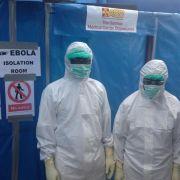 Kampf gegen Ebola - Bundesregierung schickt Experten (Foto)