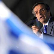 Griechischer Premier sieht sein Land im Aufwind (Foto)