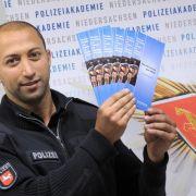 Nur wenige Polizisten kommen aus Zuwandererfamilien (Foto)