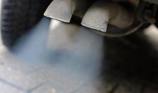 Autofahrern drohen CO2-Zusatzkosten (Foto)
