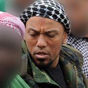 Verfassungsschutz sieht deutschen Rapper in IS-Führung (Foto)