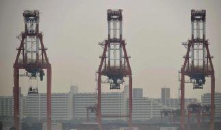 Japans Wirtschaft schrumpft so stark wie seit fünf Jahren nicht mehr (Foto)