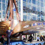 Schiffbauindustrie vor Herausforderungen (Foto)