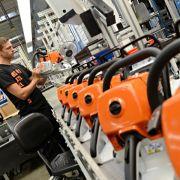 Starker US-Absatz treibt Wachstum von Motorsägenbauer Stihl (Foto)