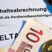 Ostdeutsche verdienen trotz Angleichung weiter weniger (Foto)