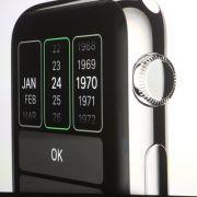 Auf den Markt kommt die Apple Watch voraussichtlich Anfang 2015 - in den USA soll die Spielerei fürs Handgelenk 349 US-Dollar kosten.