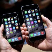 Ein gestochen scharfes Display mit mehr als einer Million beziehungsweise mehr als zwei Millionen Pixel gehört zu den neuen Features von iPhone 6 und iPhone 6 Plus.