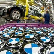 BMW modernisiert Münchner Stammwerk - Verkaufsrekord in Sicht (Foto)