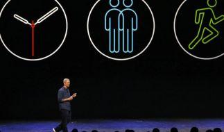 Wie die Tech-Branche auf die Apple-Ankündigungen reagiert (Foto)