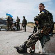 Kiew sieht Entspannung in Ostukraine - Streit um Sanktionen (Foto)