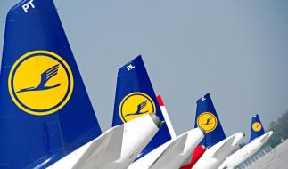 Pilotenstreiks treffen tausende Lufthansa-Kunden (Foto)