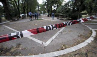 Rom: Deutscher greift Polizisten mit Messer an (Foto)