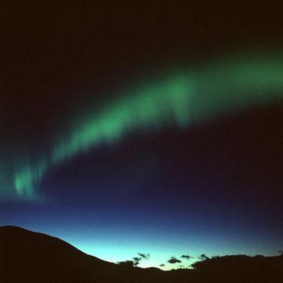 Sonnensturm 2014: Schlechte Sicht auf Polarlichter in Deutschland (Foto)