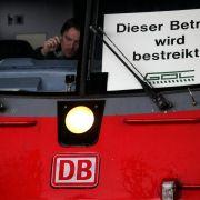 Lokführer vor längeren Streiks - Urabstimmung eingeleitet (Foto)